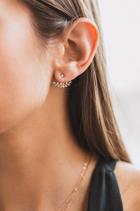Leaf Ear Jackets