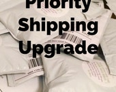 Upgraded Priority Domestic Shipping