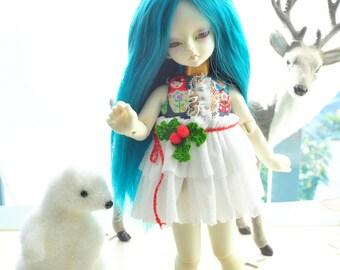 BJD YOSD dress / / dress, pattern dolls Russians, tulle / / 2 rooms