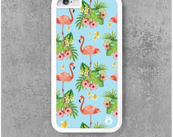 IPhone 6 / 6s Hard Case Flamingo