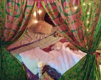 Boho Bohemian Curtains Drapes panels Hippy Hippie by HippieWild