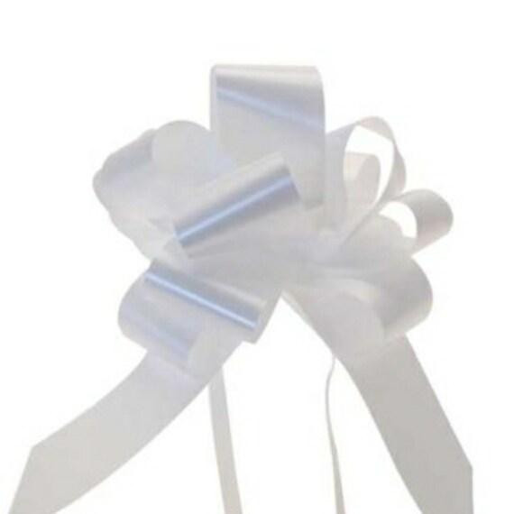 wedding car bows instructions