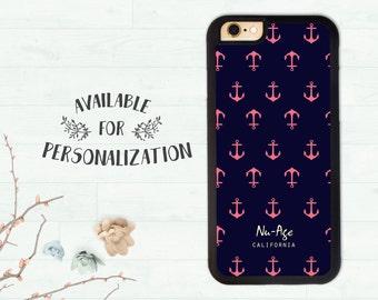 IPhone 6s Case Anchor iPhone 6s Plus Pattern IPhone 7 Case Nautical Sailor Symbol iPhone 7 Plus Case Anchor IPhone 6 Cases IPhone 6 Plus