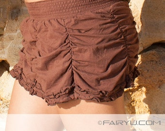 Party mini skirt (Cotton and lycra ) - Feja (0038)