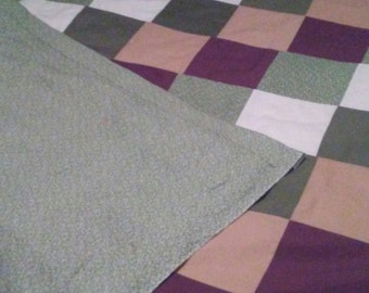 Weighted blanket for reading time…