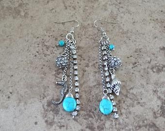 Ocean Turquoise Earrings
