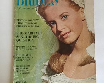 Mid Century Bride's Magazine