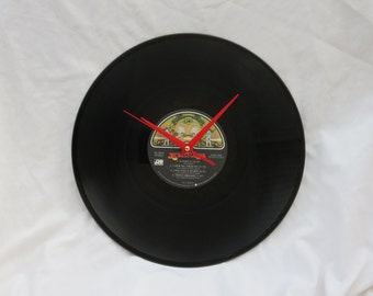 Yes Vinyl Record Wall Clock