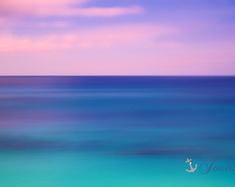 Limited Edition ~ Jewel ~ Bermuda, Fine Art Canvas, Artwork, Tropical, Seascape, Abstract, Coastal, Fine Art Photography, Signed, Numbered