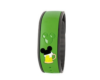 Epcot Food and Wine Festival Magic Band Decal, Monogram Magic Band Decals, Custom Monograms, Disney Acessories
