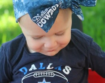 Dallas Cowboys Head Wrap