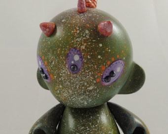 Custom Kidrobot Munny