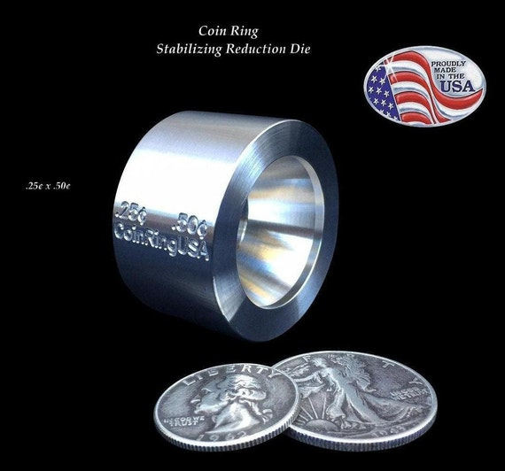 Reduction Die For Coin Rings