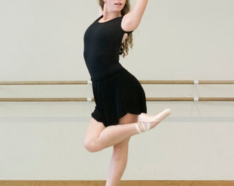 Slinky Ballet Skirt