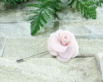Pink lapel flower. Lapel flower. Lapel pin. Flower lapel. Man lapel pin. Brooch. Flower lapel pin. Mens flower lapel. Lapel pins men.
