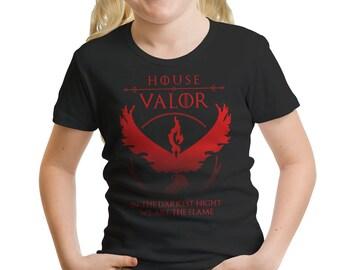 Pokemon Go House Valor Girls' T-Shirt
