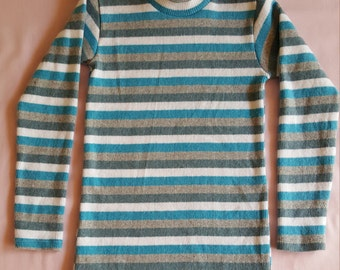 Girls sweater - 6 to 7 years - Girls knitwear - Kids clothing - Childrens clothes - Girls clothing