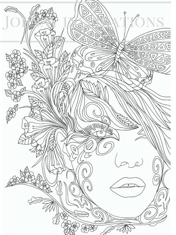 Free Large Printable Coloring Pages For Adults