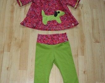 Playful Tunic and Pants