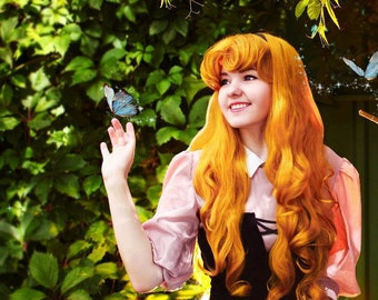 Sleeping Beauty disney cosplay Aurora