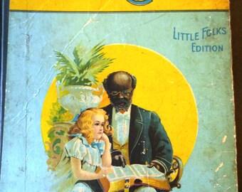 Uncle Tom's Cabin Little Folks Edition by Harriet Beecher Stowe