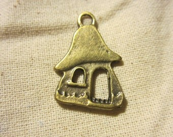 2 sides cottage charm x5