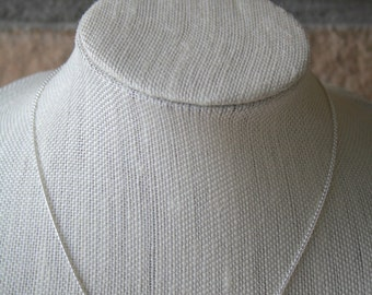 Orange Stone Chip Necklace | Stone Necklace | Layering Necklace | Minimalist Necklace | Minimalist Jewelry | Dainty Necklace | Stone Jewelry