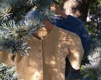 Soft cotton vest