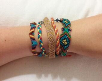5 Pack Assorted Bracelet