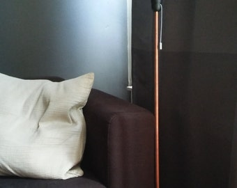 Floor lamp industrial Cuprum II