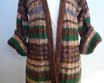 Vintage Sweater Cardigan