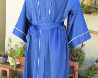 Christian Dior scarface 1970s royal blue road
