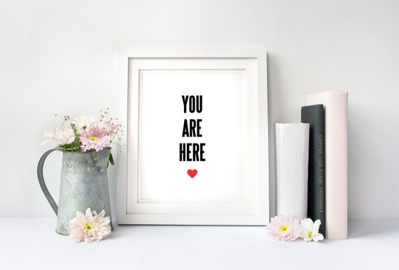 Valentines Day Decor. Printable Valentine Decor. Valentines Sign. Valentine's Day Gift. Instant Download Printable Art. Digital Download.