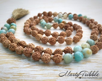 how to change intentions on mala beads