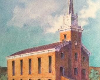 LDS Tabernacle St. George, Utah