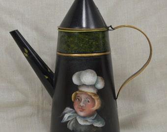 Decorative Coffee Pot