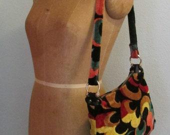 Vintage 1960s BOHO Handbag Shoulder Bag