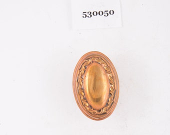 Oval Antique Garland Knobs 530050