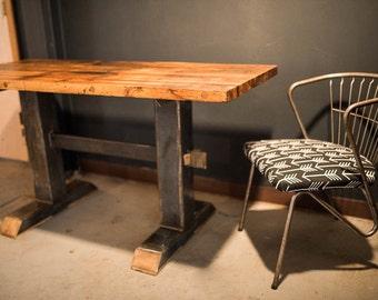 Factory Trestle Table/Desk