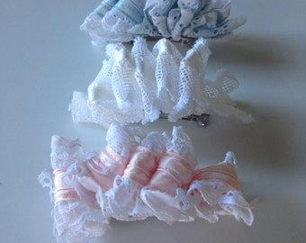 Lace Loopy Bow