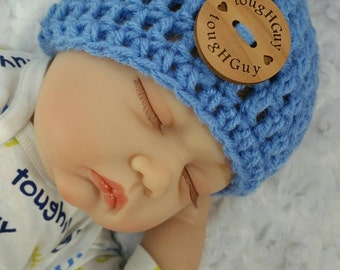 0-3 mo Hat (ready to ship)