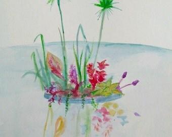 Floating Jungle