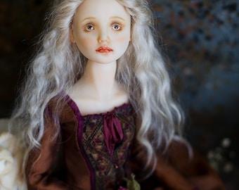 RESERVED! Art doll bjd Sofia