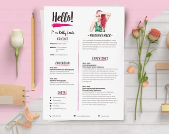 page resume format pages resume format template