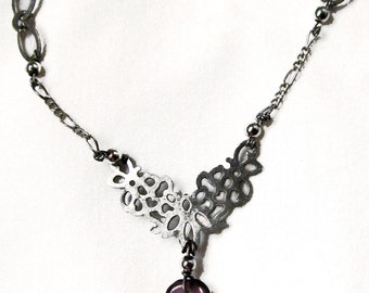 Victorian Valentine Necklace
