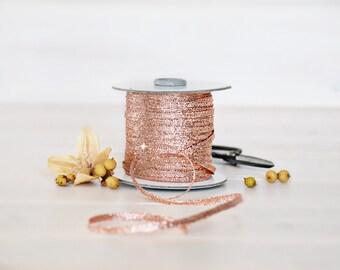 Metallic Ribbons & Trims
