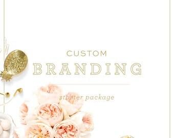 Custom Branding Starter Package