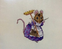 Beatrix Potter The Tale of Two Bad Mice Cross Stitch