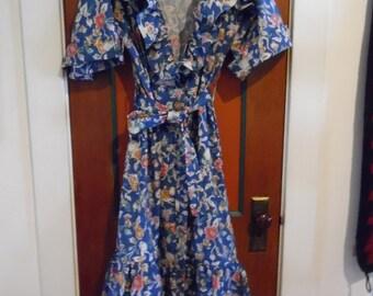handmade women;s robe