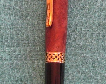 Handmade Mesa Twist Pen